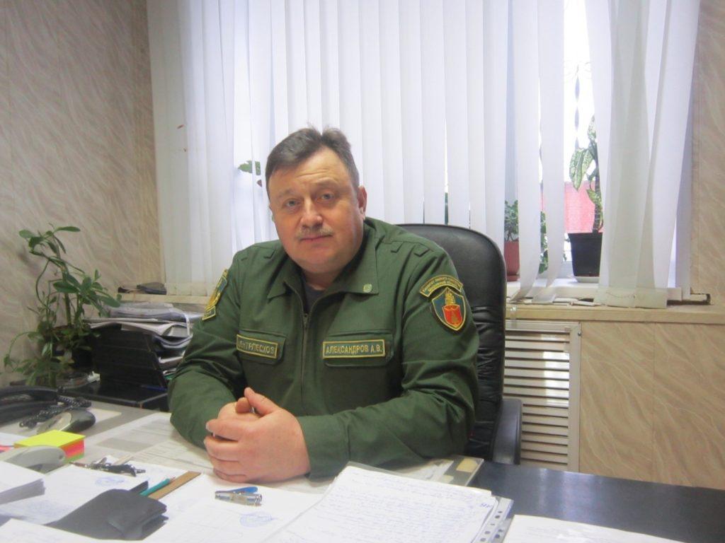 Анатолий Викторович Александров